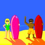 Sam Surfing