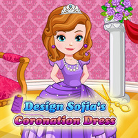 Design Sofia's Coronation Dress