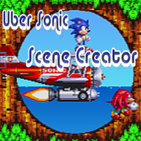 Trendy gier,The Uber Sonic Scene Creator is another flash game that focuses on making your own Sonic Scenes straight from your imagination. Pick and choose the pieces and sprites you want as your scene truly comes to life. You can choose between 5 themes in this flash game: Angel Island, Hydrocity, Marble Garden, Ice Cap, & Mushroom Hill.
