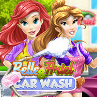 Belle & Ariel Car Wash