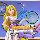 Rapunzel's Bicycle Workshop