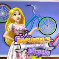 Rapunzel's Bicycle Workshop