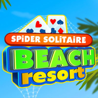 Spider Solitaire Beach Resort