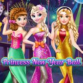 Princess New Year Ball