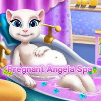 Angela Pregnant Spa