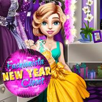 Fashionista New Year Closet