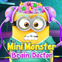 Mini Monster Brain Doctor