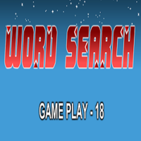 Word Search Game Play - 18