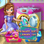 Princess Sofia Laundry Day
