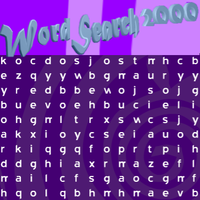 Word Search 2000