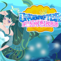 Underwater Princess