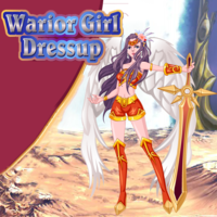 Warrior Girl Dress Up