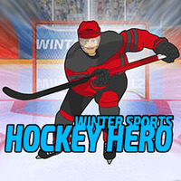 Winter Sports Hockey Hero