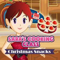 Sara's Cooking Class: Christmas Snacks