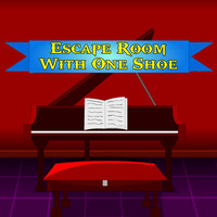 Escape Room With One Shoe