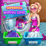 Superdoll Washing Capes