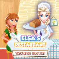 Elsa's Restaurant Vegetarian Meatloaf