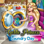 Goldie Princess Laundry Day
