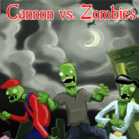 Cannon vs. Zombies