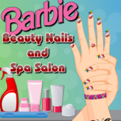Barbie Beauty Nails And Spa Salon