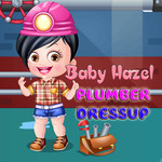 Baby Hazel Plumber DressUp