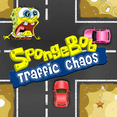 SpongeBob Traffic Chaos
