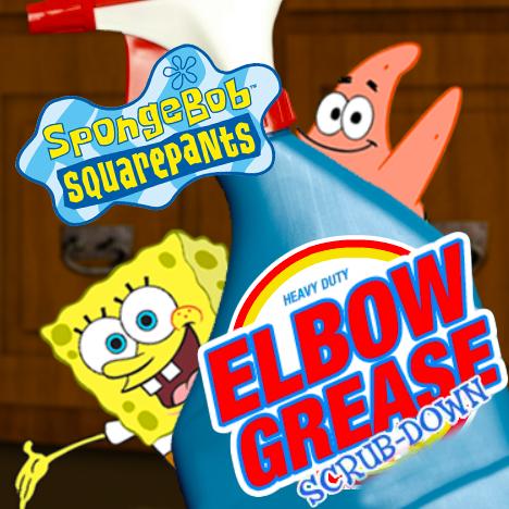 SpongeBob SquarePants: Elbow Grease