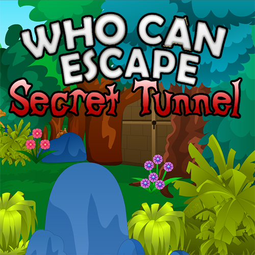 Who Can Escape Secret Tunnel