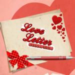 Love Letter Decoration