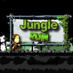Monkey Jungle Run