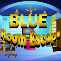 Blue Room Escape