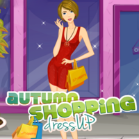 autumn Shopping dress up
