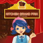 Chocolate Kitchen Grand Prix with Rachel