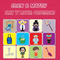 Click & Match Click 'N' Match: Professions