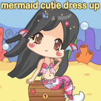 Mermaid Cutie Dress Up