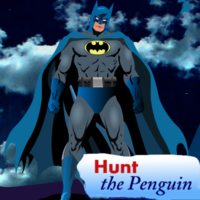 Hunt The Penguin