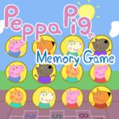 Peppa Pig's Memory Game