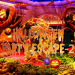 Halloween Party Escape - 2