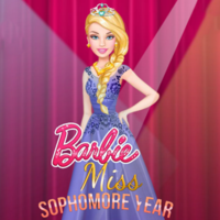 Barbie Miss Sophomore Year