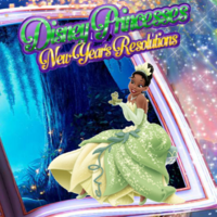 Disney Princesses New Year Resolutions