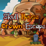 Skull House Crown Escape