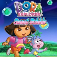 Dora The Explorer Sweet Bubble