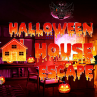 Halloween House Escape New