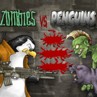 Zombies Vs Penguins