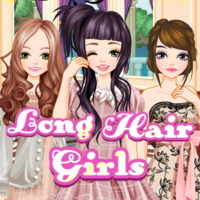 Long Hair Girls
