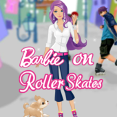 Barbie On Roller Skates