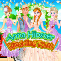 Anna Hipster Wedding Rush