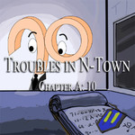 Troubles In N-Town Chapter A: 10