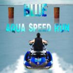 Blue Aqua Speed Run