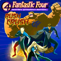 Fantastic 4: World's Greatest Heroes Rush Crush